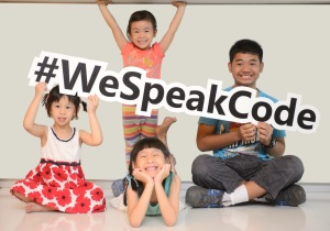 Photo 01_Microsoft kicks off #WeSpeakCode campaign to make code the second language in Thailand
