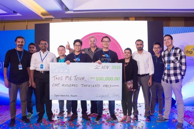 Digital Winners Asia 2016_Participating Teams.jpg